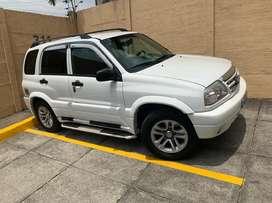Chevrolet Gran Vitara 5P Año 2015