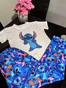 Somos fabricantes hermosas pijamas pantalon y shoet para dama