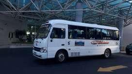 alquiler de transporte de turismo