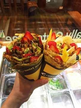 Cocinero/a Crepes Dulces y Salados