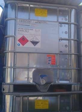 tanques cuadrados  con protección