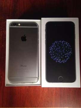 Vendo iphone 6 gris