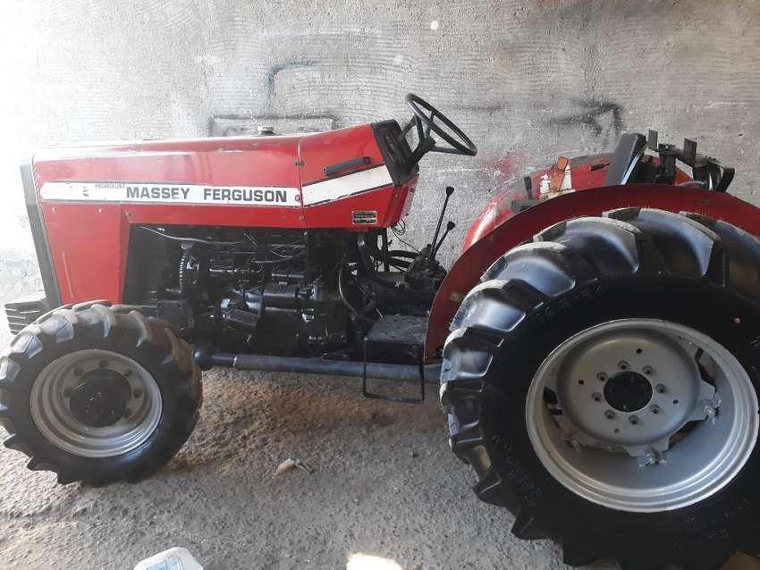 Massey Ferguson 275 4x4 0