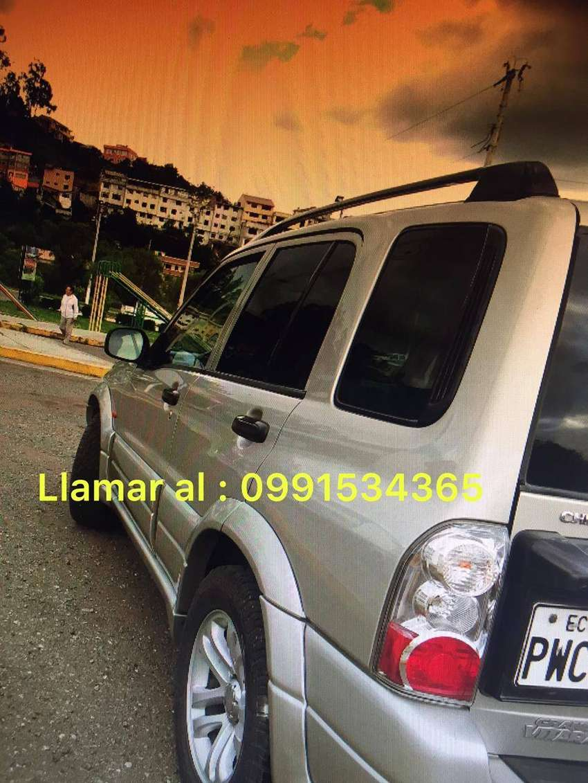 VEHICULO CHEVROLET  GRAND VITARA 4X2 0