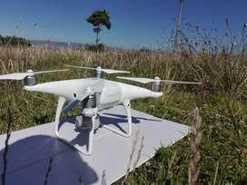Sistemas de TOPOGAFIA RTK Y DRON en el valle de Tenza