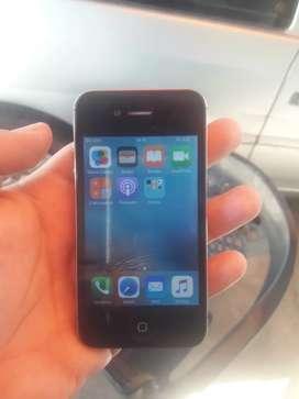 Vendo o permuto iPhone anda todo no tiene cuenta solo le falta el porta sim