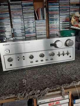 Amplificador vintage sony