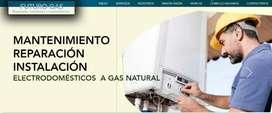 Mantenimiento Reparacion de Calentadores