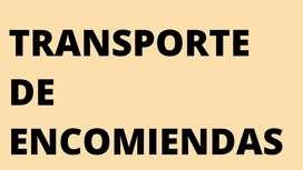 Transporte y Encomiendas