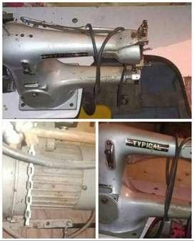 Maquina de guarnicion