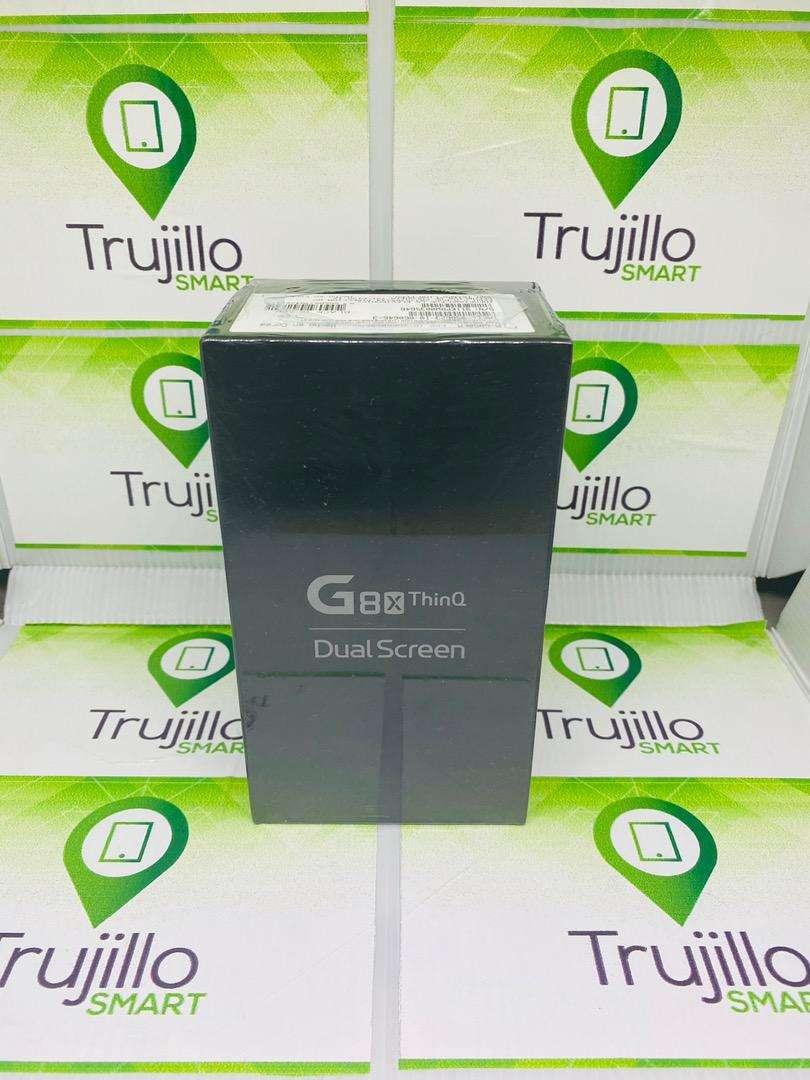 Lg G8x thinQ 128 gb doble pantalla Tienda Fisica 1 año garantia 0