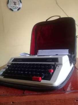 Maquina de escribir coleccionable