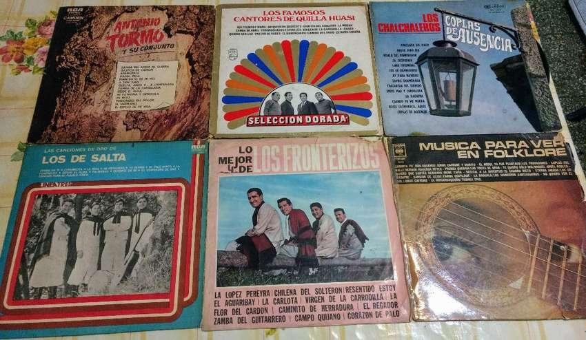 Vinilos Folklore Coleccion 0