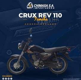 Motocicleta Yamaha Crux-110