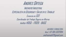 Sistemas de Gestión HSEQ, Seguridad y Salud en el Trabajo