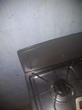 Estufa con horno