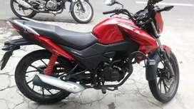Moto Honda CBF 125 Modelo 2020/ 1000Km