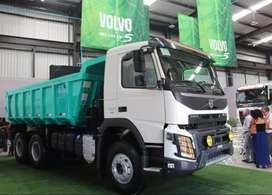 Financia camión volvo fmx Volquete Volvo cargador frontal