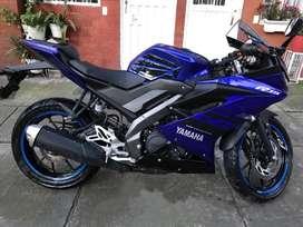 Yamaha R15 V3 Modelo 2021