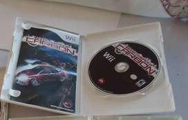 REMATO JUEGO NEED FOR SPEED PARA WII CARBON