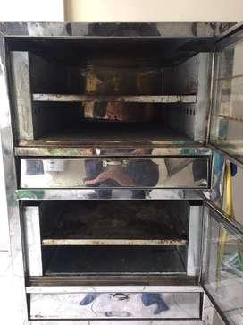 Horno para pizzo o pan