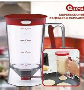 Dispensador de pancakes y cupcakes