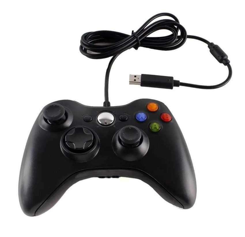Control XBOX 360 Alámbrico Consola 360 xBOX  - Con Cable