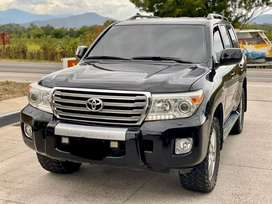 Toyota Land Cruiser 2008 VX Blindada Nivel 7