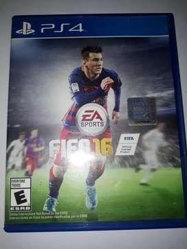 Juego FIFA 16