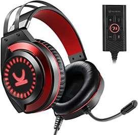 Audífonos Gamer Vankyo Cm7000 Con sonido envolvente 7.1 + RGB