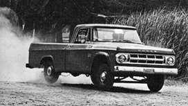 Dodge 100 pick up colisas de ventanillas
