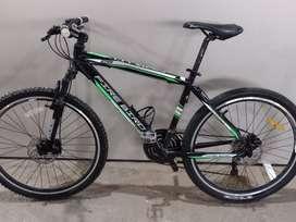 Vendo bicicleta mountainbike