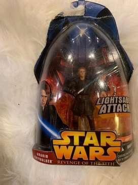 Muñecos de coleccion star wars original