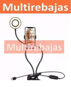 Oferta Aro De Luz Soporte Telefono