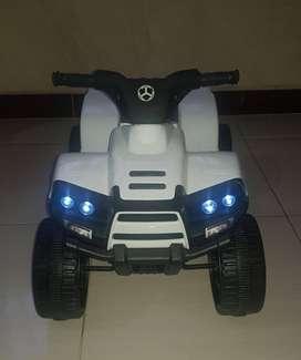 Moto Cuatrimoto Carro Eléctrico Batería Bebe Niños Niñas Unisex