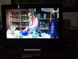 Tv LED marca Tonomac 20'