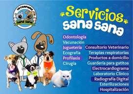 Buscamos médico veterinario con experiencia