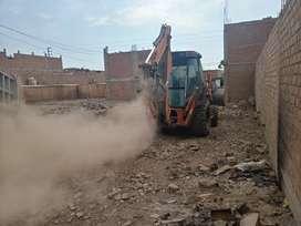 EXCAVACIONES RETROEXCAVADORA