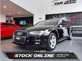 Audi A4 2.0 Ambition T Fsi 211cv Multitronic