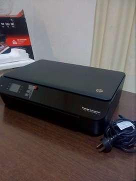 Impresora HP Multifunción wifi como nueva
