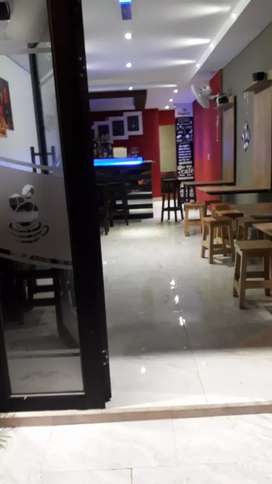 Se vende Café-Bar