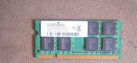 memoria para portatil ddr2 1gb