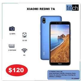Telefonos Xiaomi nuevos desde $120