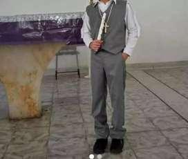 Vendo traje de primera comunión niño talla 8  10