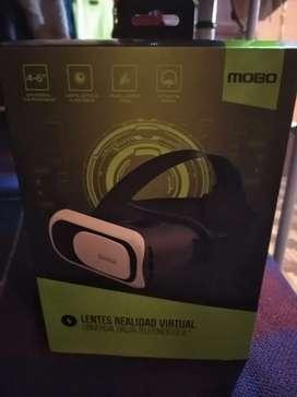 Gafas realidad virtual VR con control bluetooth