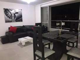 Apartamento Amoblado en Valle de Lili, Cali