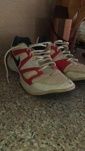 Zapatillas Nike usadas