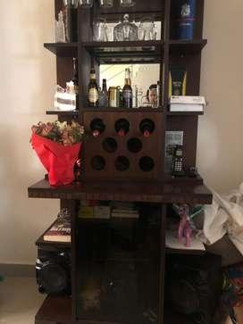 Mueble bar para casa