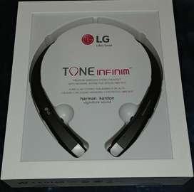 Audifonos Tone Infinim Lg