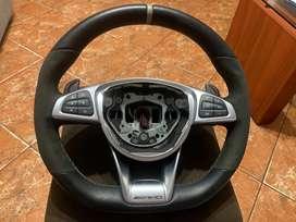 REMATE !!!' Tímon AMG puede adaptarse a w205 w166 (timon de una camioneta gle63s AMG)